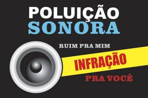 Banner da campanha da Prefeitura de Santo Amaro em parceria com a Polícia Militar