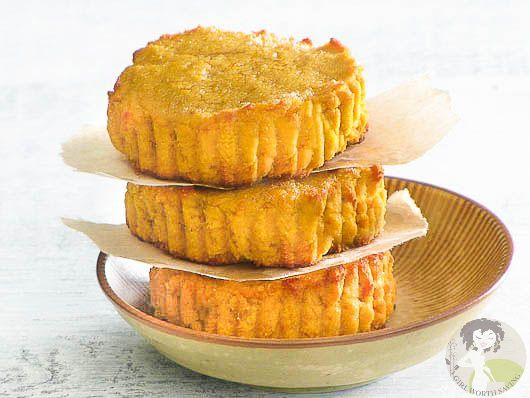 Paleo Mango Scones and Mango Butter #AGirlWorthSaving