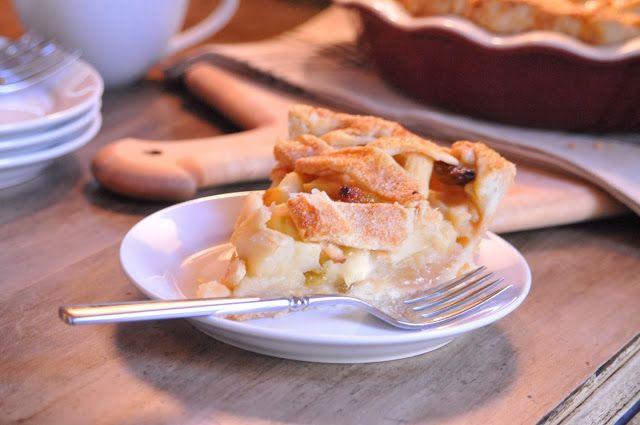 Homemade Apple Pie   Pies, Tarts And Desserts   Pinterest