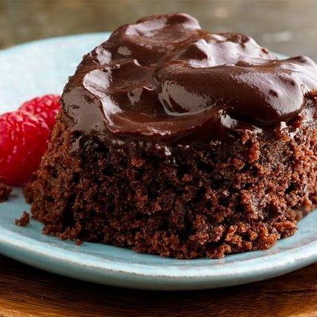 Vegan Slow-Cooker Fudgy Pudding Cake | Sweet Tooth | Pinterest