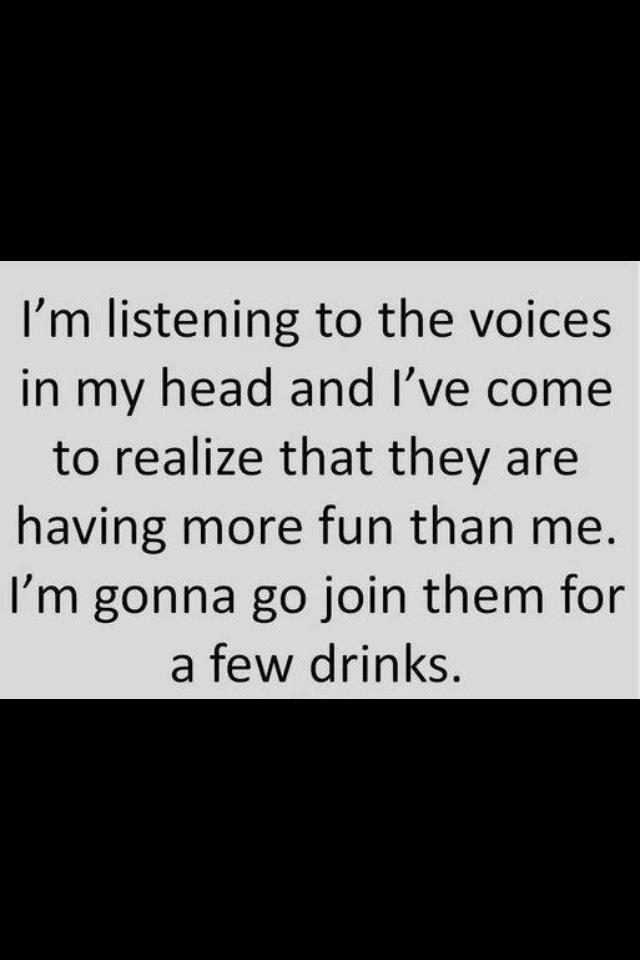 Voices In My Head Quotes. QuotesGram - 80.1KB