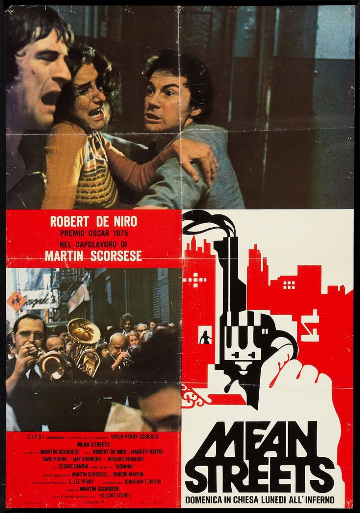 Mean Streets | www.imgkid.com - The Image Kid Has It!