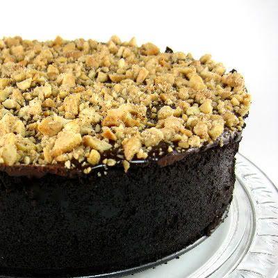 Chocolate Peanut Butter Torte | Cakes | Pinterest