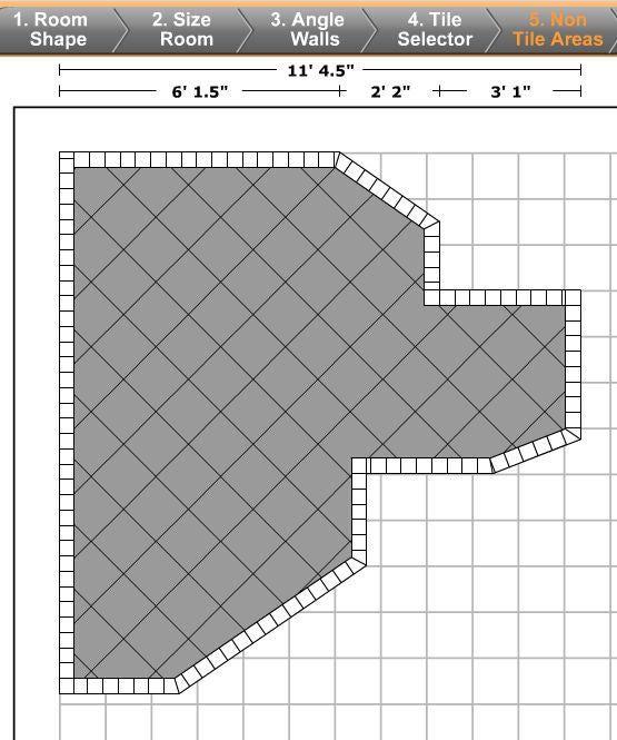 Bathroom Tile Calculator 28 Images Replace Tile Floor
