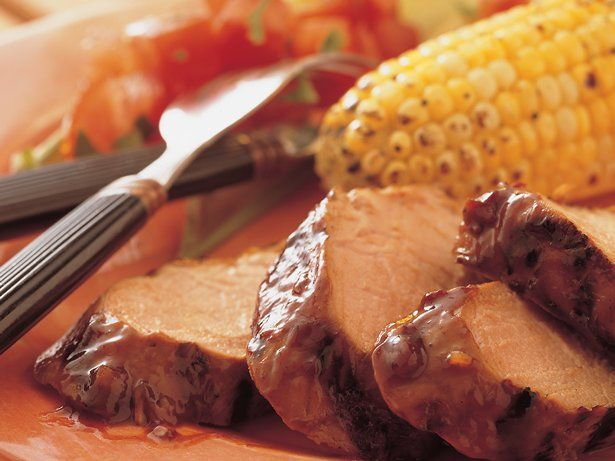 Barbecued Pork Tenderloin | Recipe