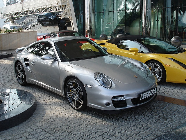 burj al arab cars