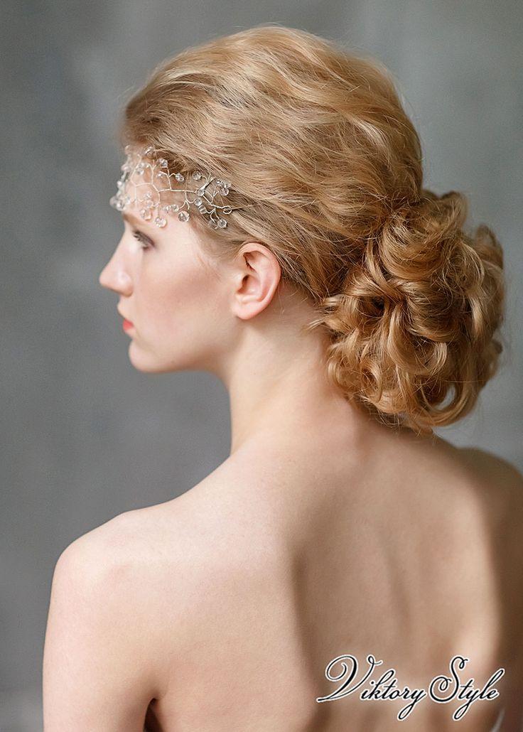 Прическа рустик короткий волос