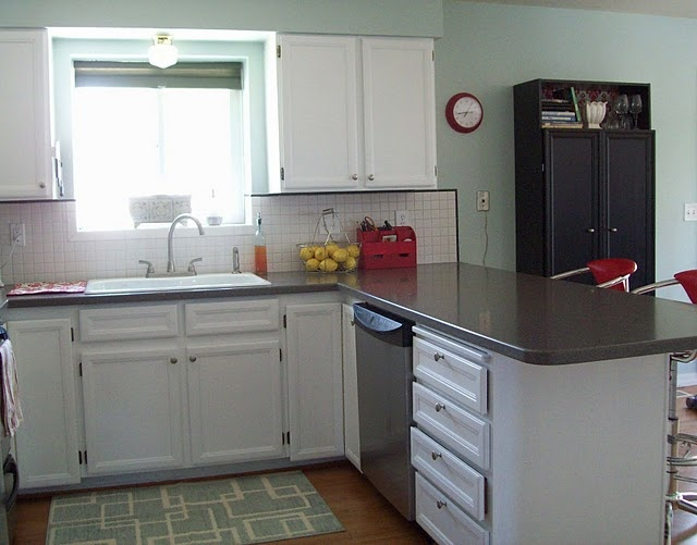 How To Paint Your Kitchen Cabinets Crafy Ideas I Wanna Try Pinter