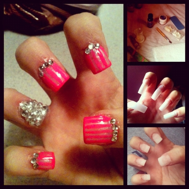 Yourself Acrylic Nails 26