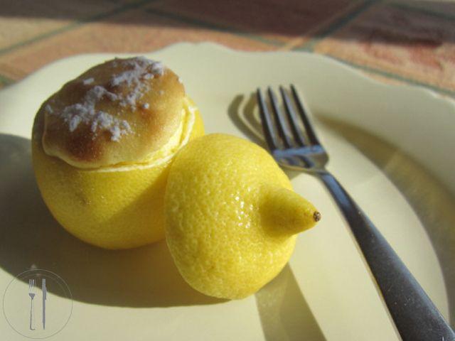 Little Lemon Souffles on Foodie | Geek is Chic! | Pinterest