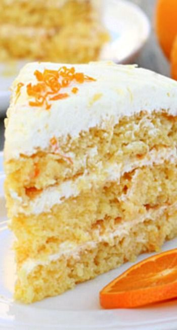 Easy Pineapple Orange Layer Cake | Recipe