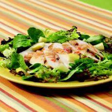 Spicy Chicken Apple Salad | Salads | Pinterest