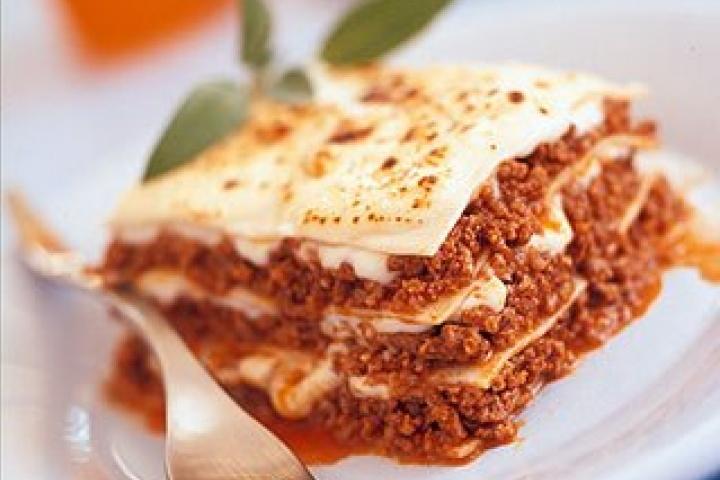 Taco Lasagna | recipes | Pinterest