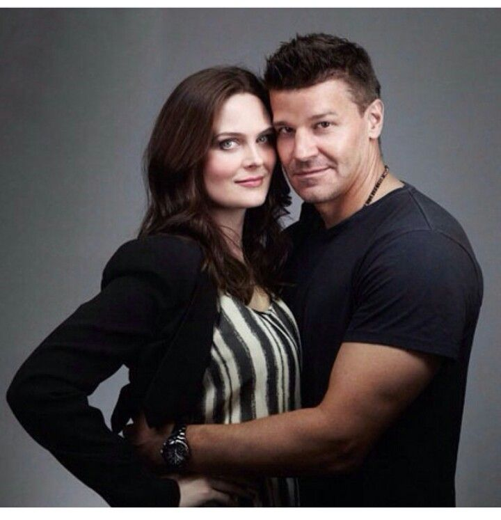 Emily and david bones pinterest