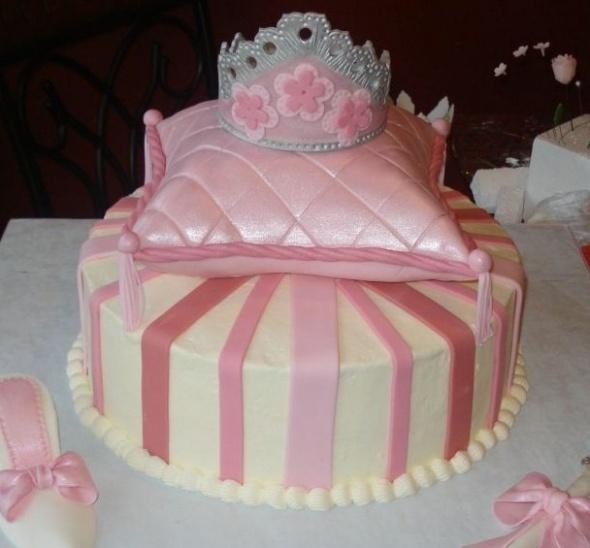 Disney Princess Birthday Cakes