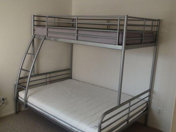 IKEA Tromso Bunk Bed $100 craigs list