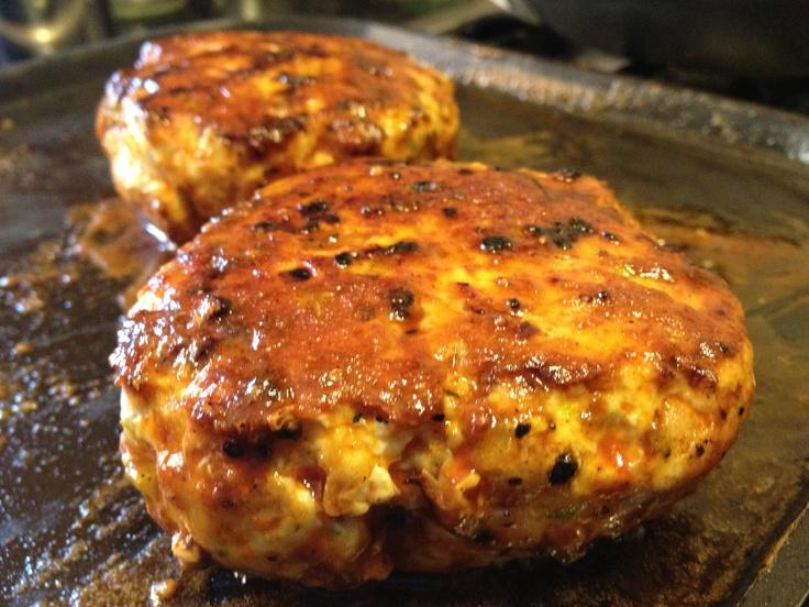 Buffalo Turkey Burgers | Recipes to try | Pinterest