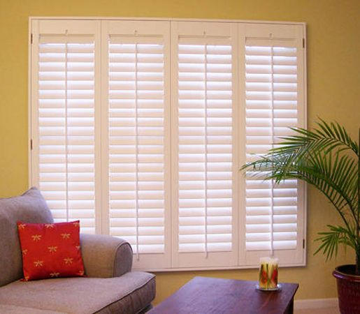 Interior shutters discount