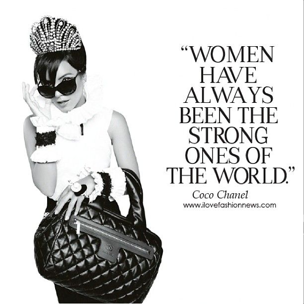 Woman In Fashion Quotes. QuotesGram