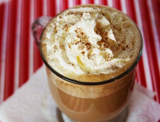 eggnog latte | Desserts and Yummy Things | Pinterest