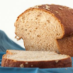 Delicious buttermilk oatmeal bread. Perfect for sandwiches, amazing ...