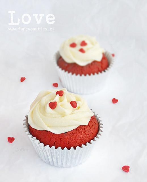 Sweetheart Cupcakes | Cupcakelosophy | Pinterest