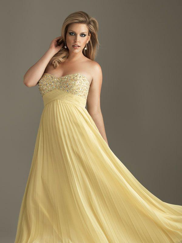 Gehst du zu Nizza Yellow Prom Kleider mag - Latest Fashion Dresses ...