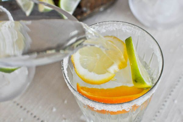 The Perfect Margarita {recipe} | Delish Drinks 2! | Pinterest
