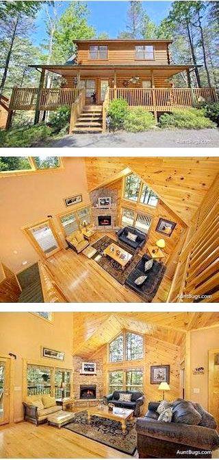 pin by alan lestourgeon on cabins in gatlinburg tn pinterest