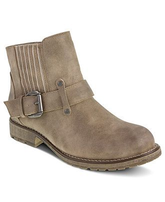 Dirty Laundry Shoes, Rerun Booties - Boots - Shoes - Macy's #vegan