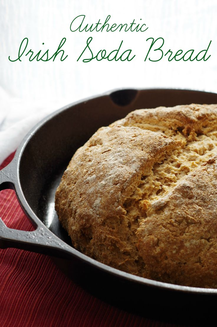 Irish Soda Bread www.tasteofdivine.com | Breads,Buns & Biscuits | Pin ...