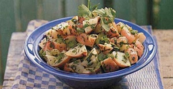 ... fresh herb potato salad roasted potato salad with fresh herbs our west