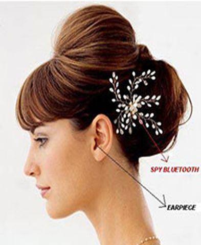 spy earphone in india