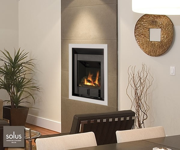 electric fireplace built into the wall decor pinterest