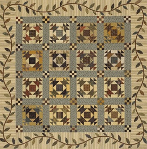 Country Quilts | Country Style Bedding | Country Bath Décor