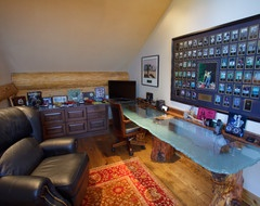 Small space man cave man caves amp hobby barns pinterest