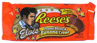 Reese's Peanut Butter and Banana Creme Cups, OMG!!