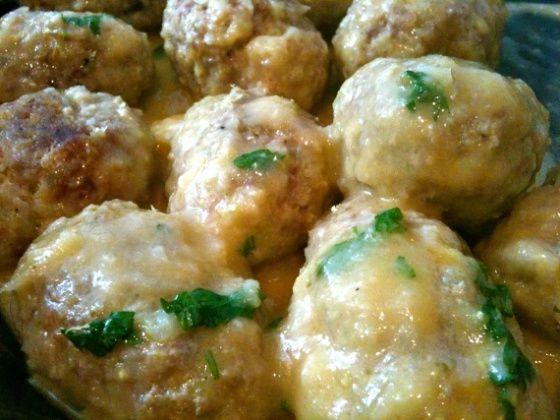 ricotta meatballs | Food & Drink | Pinterest