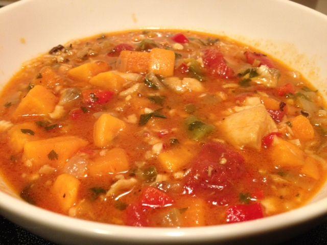 Brazilian Fish Stew (Moqueca, sort of) | Grabbing the Gusto recipes ...