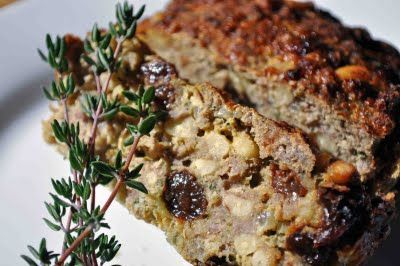 Moroccan Spiced Lamb Meatloaf | Beef & Lamb | Pinterest