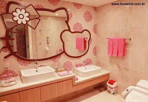 Good Idea For A Little Girl 39 S Bathroom Home Decor Ideas Pinterest