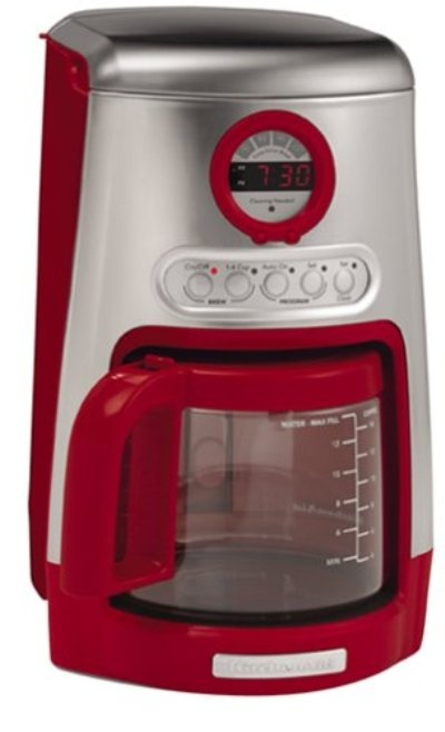 Kitchenaid Personal Coffee Maker Empire Red : My KitchenAid coffee maker. Empire red For the Kitchen Pinterest