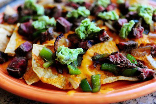 Beef Fajita Nachos | Recipe