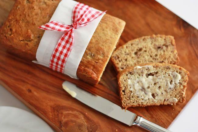 Super moist banana bread | Breads | Pinterest