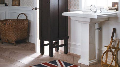 Elliston Pedestal Sink : Pedestal Sinks Bathroom Ideas Pinterest