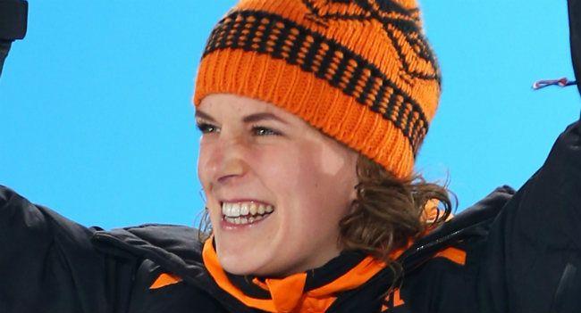 Ireen Wust 1500 meter schaatsen vrouwen Olympische Winterspelen 2014 ...
