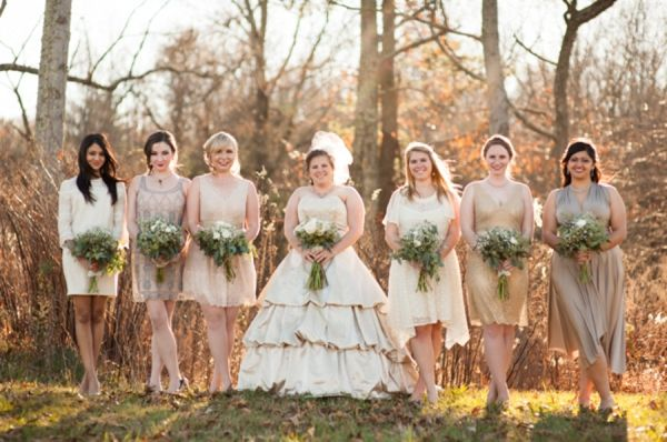 Elegant Vintage Fall Wedding Ideas