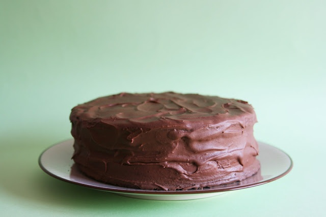 Mocha layer cake | For the sweet tooth | Pinterest