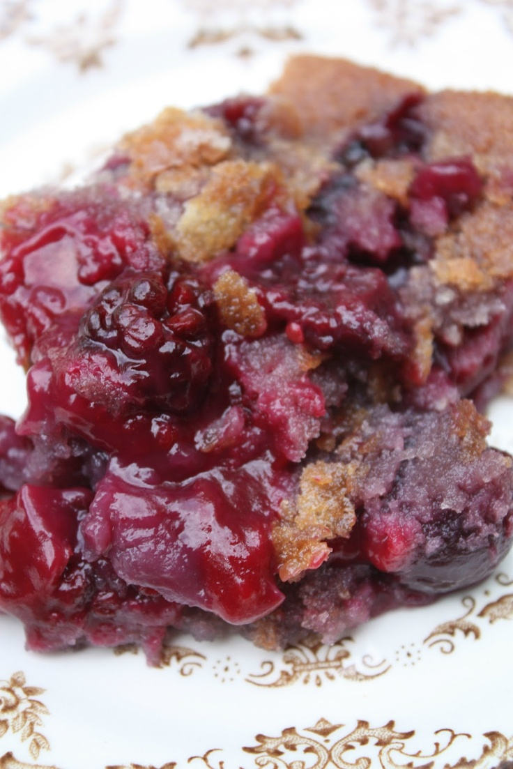 Cherry cobbler recipes dishmaps Channel 7 better homes and gardens recipes