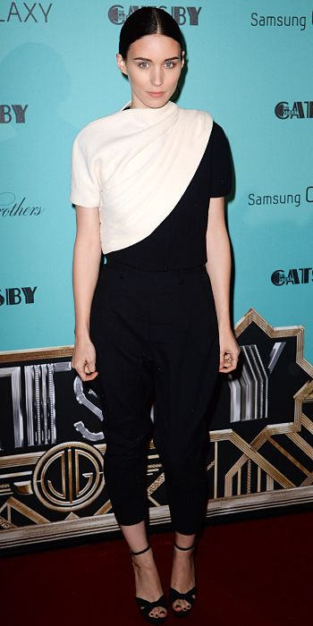 Rooney Mara in Giambattista Valli at Cannes 2013